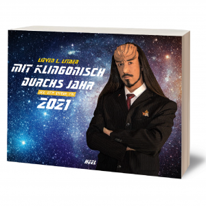 Mit Klingonisch durchs Jahr 2021