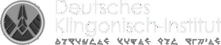 Logo Deutsches Klingonisch-Institut