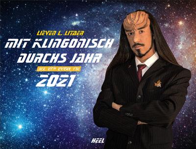 Deckblatt des klingonischen Kalenders