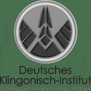 Logo des Deutschen Klingonisch-Instituts